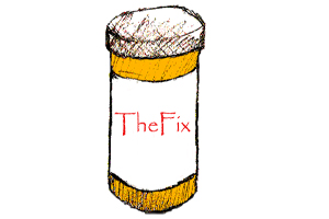 the fix pill bottle